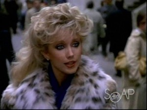 FurGlamor - Morgan Fairchild - Paper Dolls - 1984