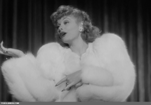 FurGlamor - Lucille Ball - Dance Girl Dance - 1940