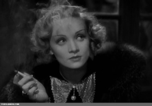FurGlamor- Marlene Dietrich - Shanghai-Express - 1932