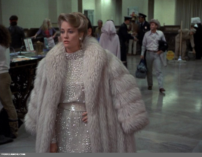 when were fur coats popular